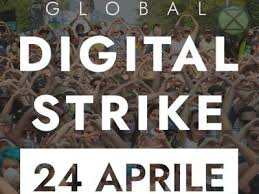 Global strike for climate justice: never again as before